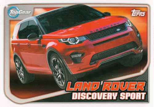 TGTA16-033 Land Rover Discovery Sport
