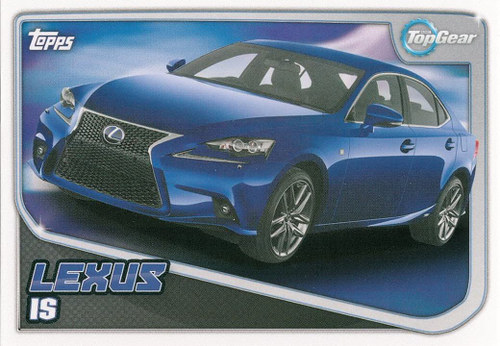 TGTA16-036 Lexus IS