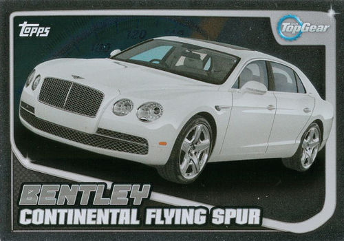 TGTA16-196 Bentley Continental Flying Spur