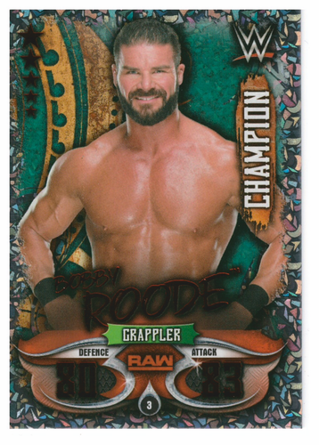 WWESA11-003 Bobby Roode