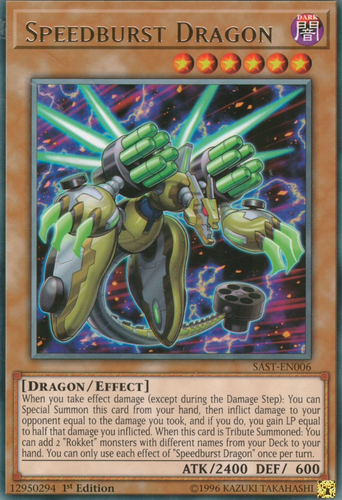 SAST-EN006 Speedburst Dragon