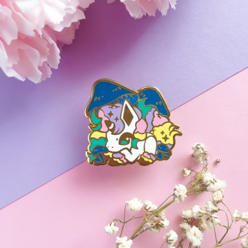 Fairy Pony Pin
