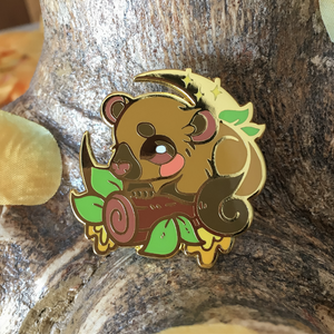 Amazon Charity Kinkajou Pin