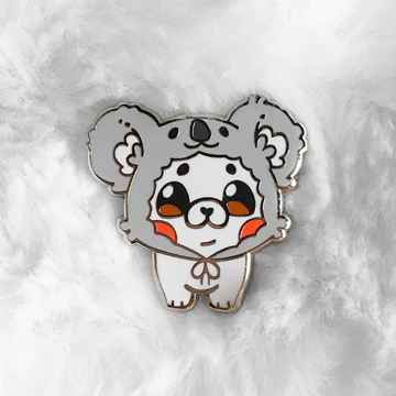 Koala Frenchie Charity Pin