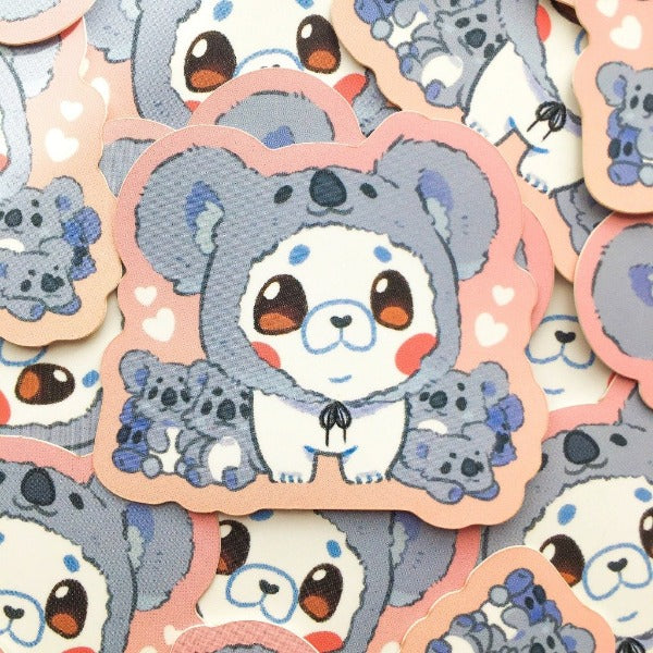 Charity Sticker - Koala Frenchie