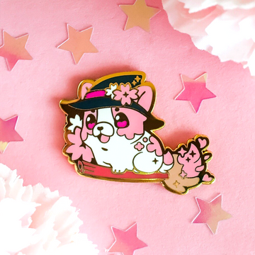 Witch Blossom Pin