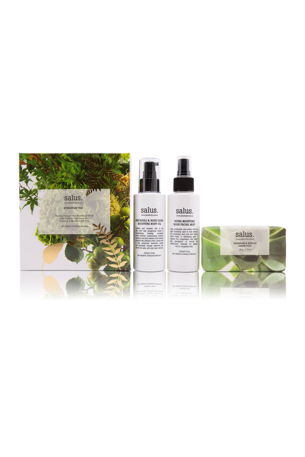 SALUS - GIFT SET - HYDRATION TRIO - Tempted Kensington