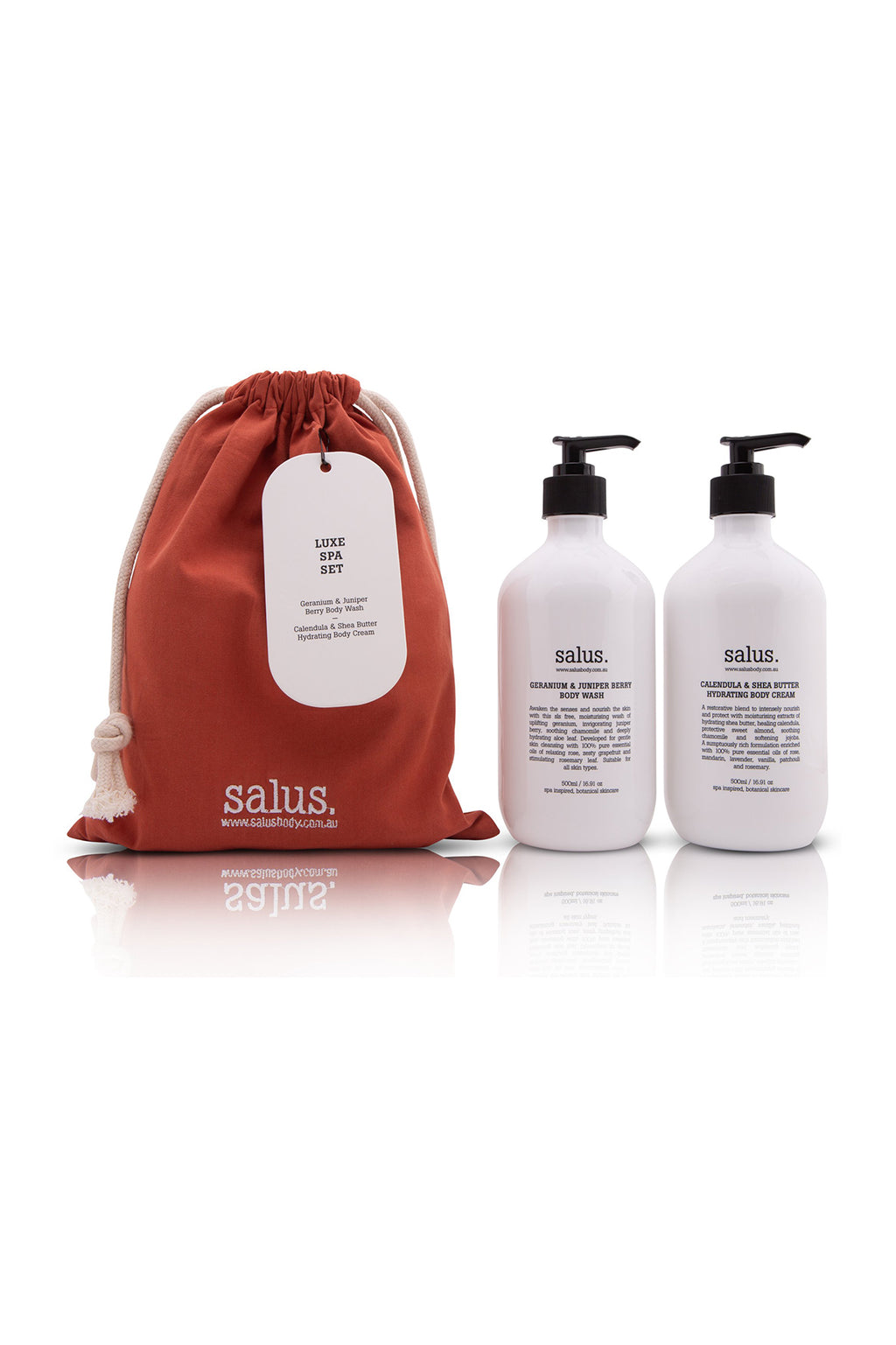 SALUS - LUXE SPA GIFT SET - Tempted Kensington