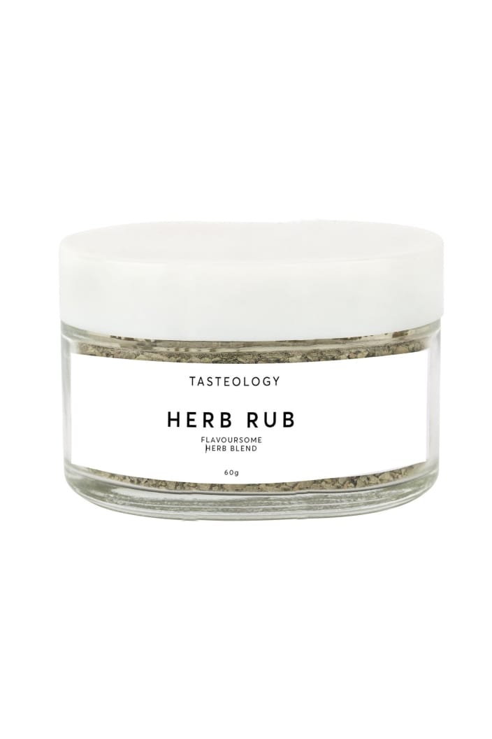 TASTEOLOGY - HERB RUB - Tempted Kensington