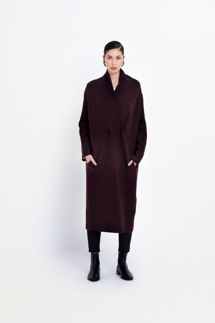 ELK THE LABEL - TACKA COAT - Tempted Kensington