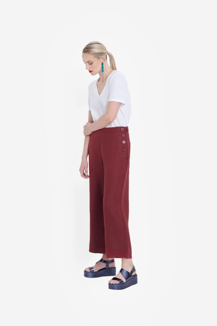 ELK THE LABEL - HERSOM PANTS - Tempted Kensington