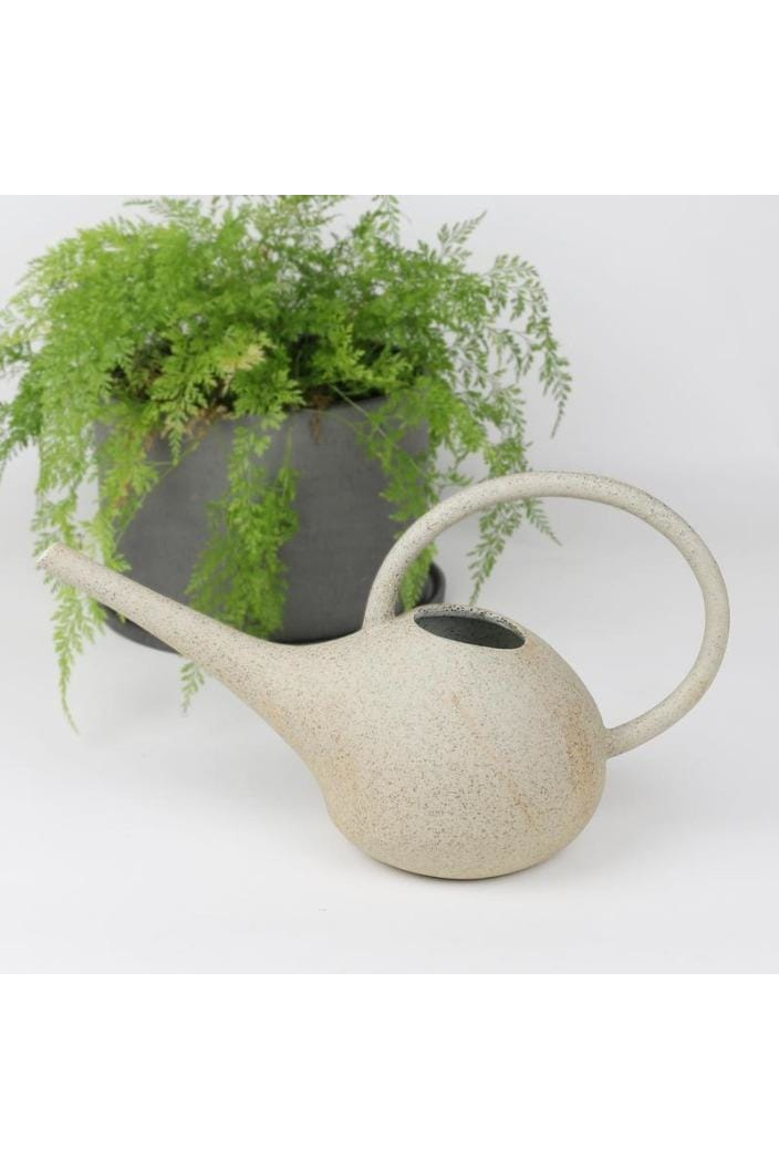 ROBERT GORDON - GARDEN TO TABLE - WATERING CAN - WHITE-Tempted Kensington-Tempted Kensington