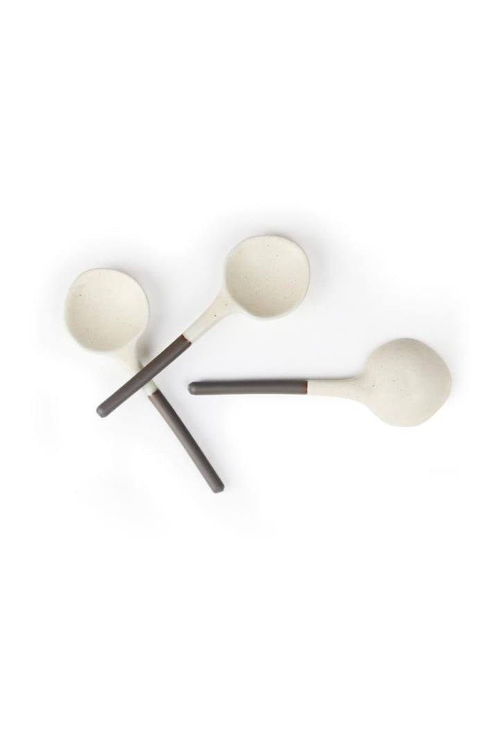 ROBERT GORDON - TABLE OF PLENTY - SPOON 3 PACK - STONE - Tempted Kensington