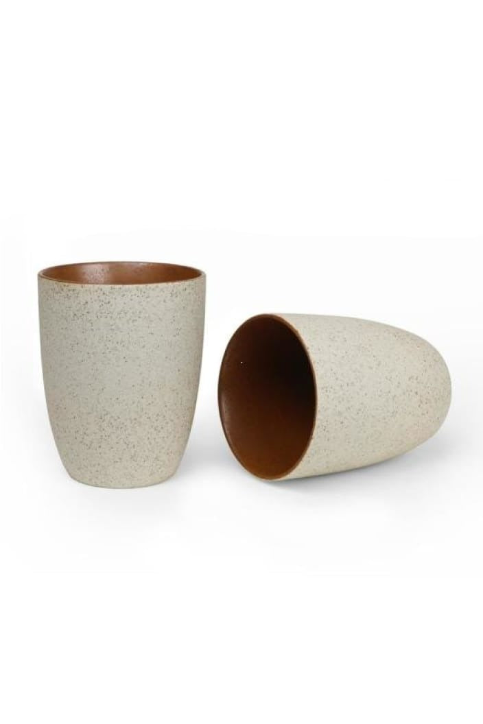 ROBERT GORDON - GRANITE LATTE CUP - 2-PACK - RUST-Tempted Kensington-Tempted Kensington