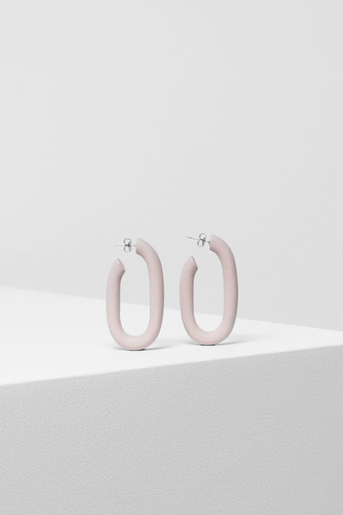 ELK THE LABEL - ADORA EARRING - BLUSH - Tempted Kensington