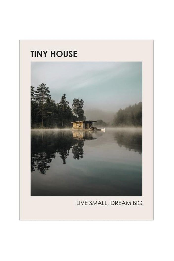 TINY HOUSE LIVE SMALL DREAM BIG BY BRENT HEAVENER - Tempted Kensington