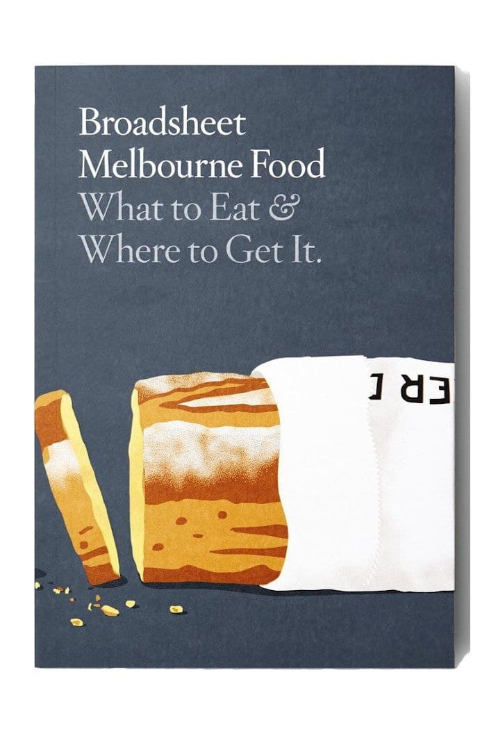 BROADSHEET MELBOURNE FOOD - WHAT TO EAT & WHERE TO GET IT - Tempted Kensington