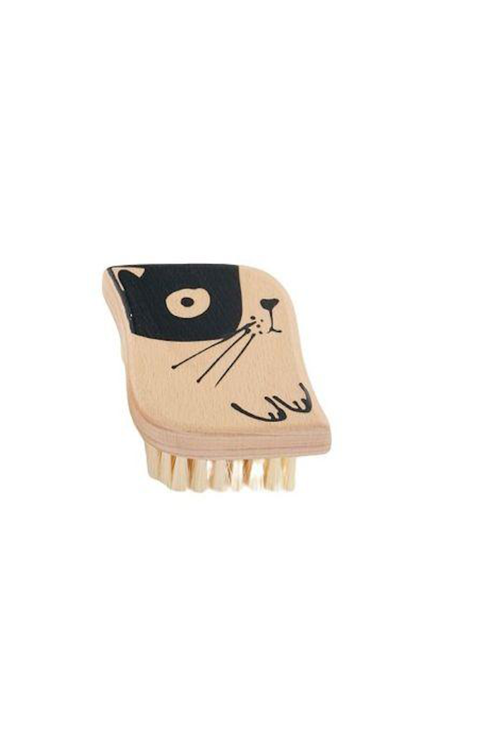 CASA - ANIMAL BRUSH - BLACK & NATURAL - CAT - Tempted Kensington