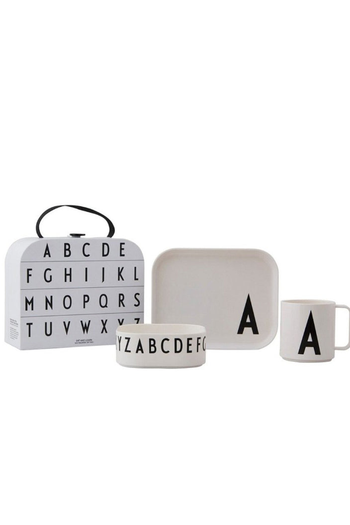 DESIGN LETTERS - CLASSICS IN A SUITCASE - GIFT SET - ARNE JACOBSEN - Tempted Kensington
