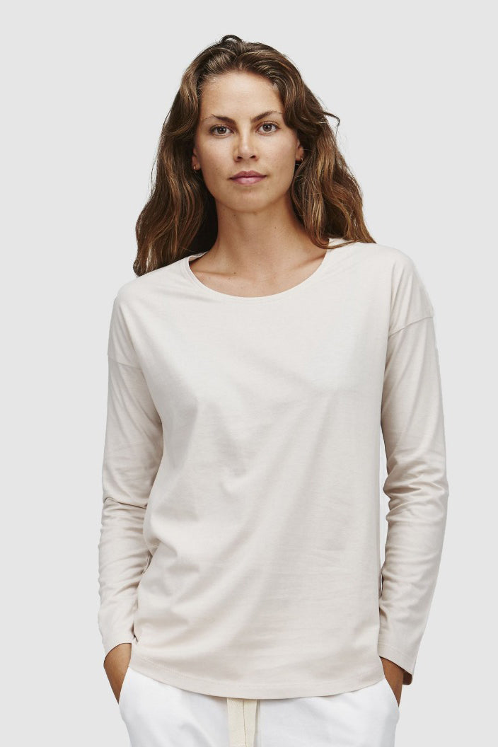CLOTH & CO - CREW NECK LONG SLEEVE