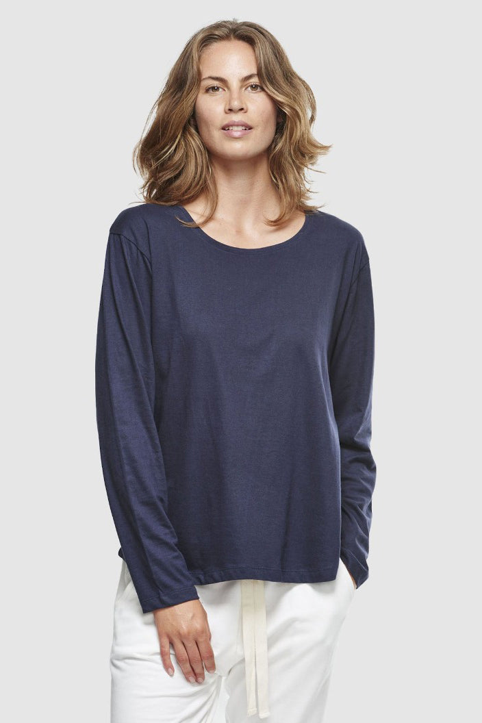 CLOTH & CO - CREW NECK LONG SLEEVE - Tempted Kensington