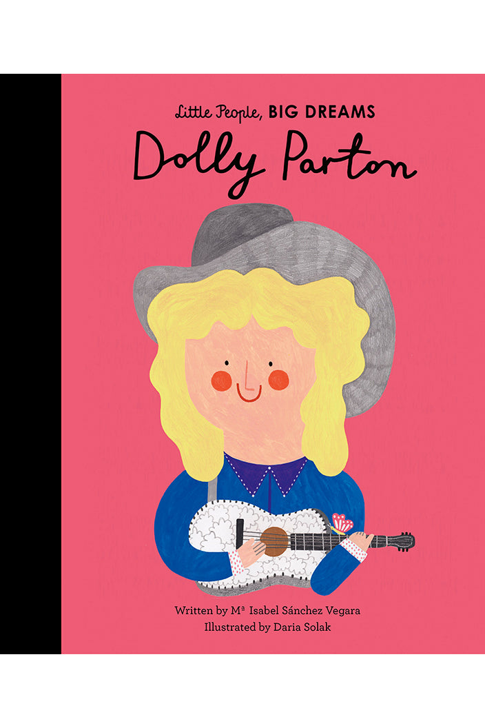 LITTLE PEOPLE, BIG DREAMS - DOLLY PARTON BY ISABEL SANCHEZ VEGARA - Tempted Kensington