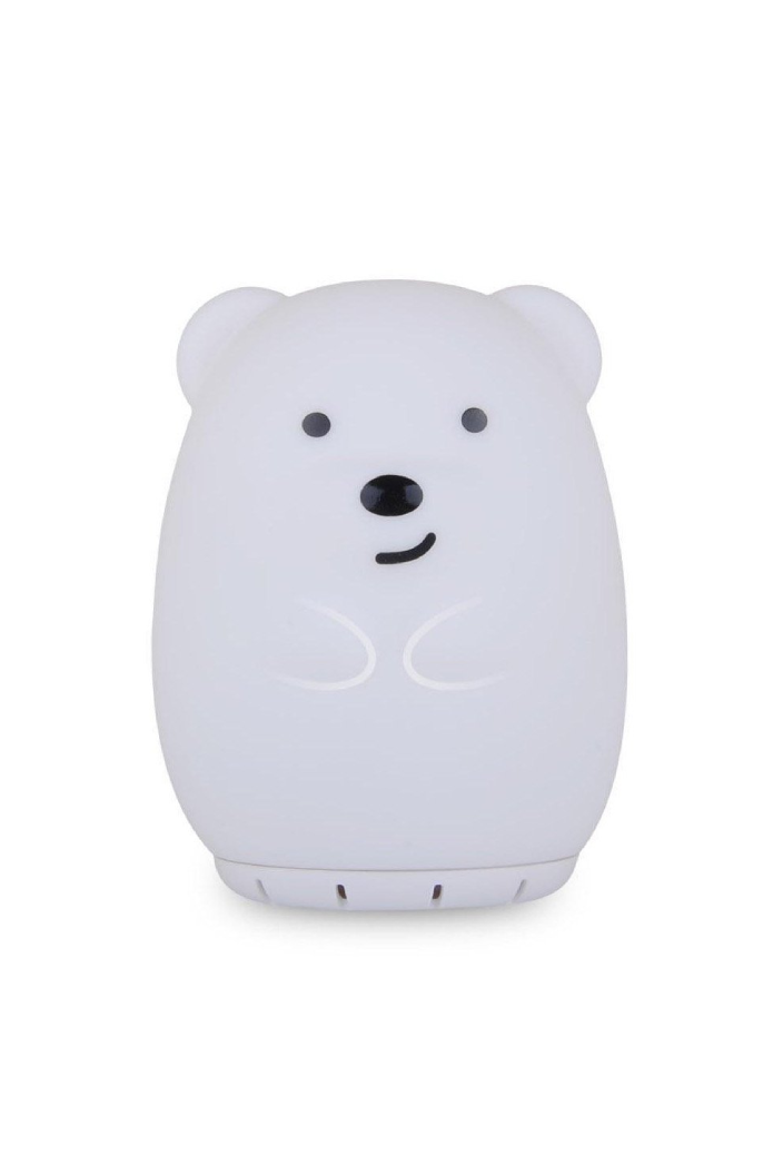 DUSKI - RECHARGEABLE BLUETOOTH NIGHT LIGHT - BEAR - Tempted Kensington