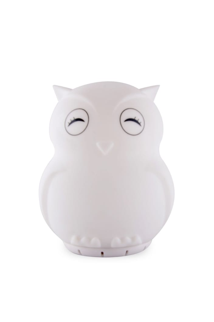 DUSKI - RECHARGEABLE BLUETOOTH NIGHT LIGHT - OWL - Tempted Kensington