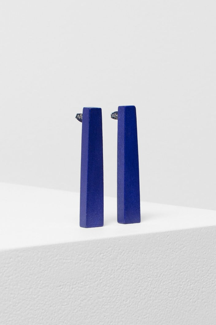 ELK THE LABEL - VAKERN EARRING - BLUE - Tempted Kensington