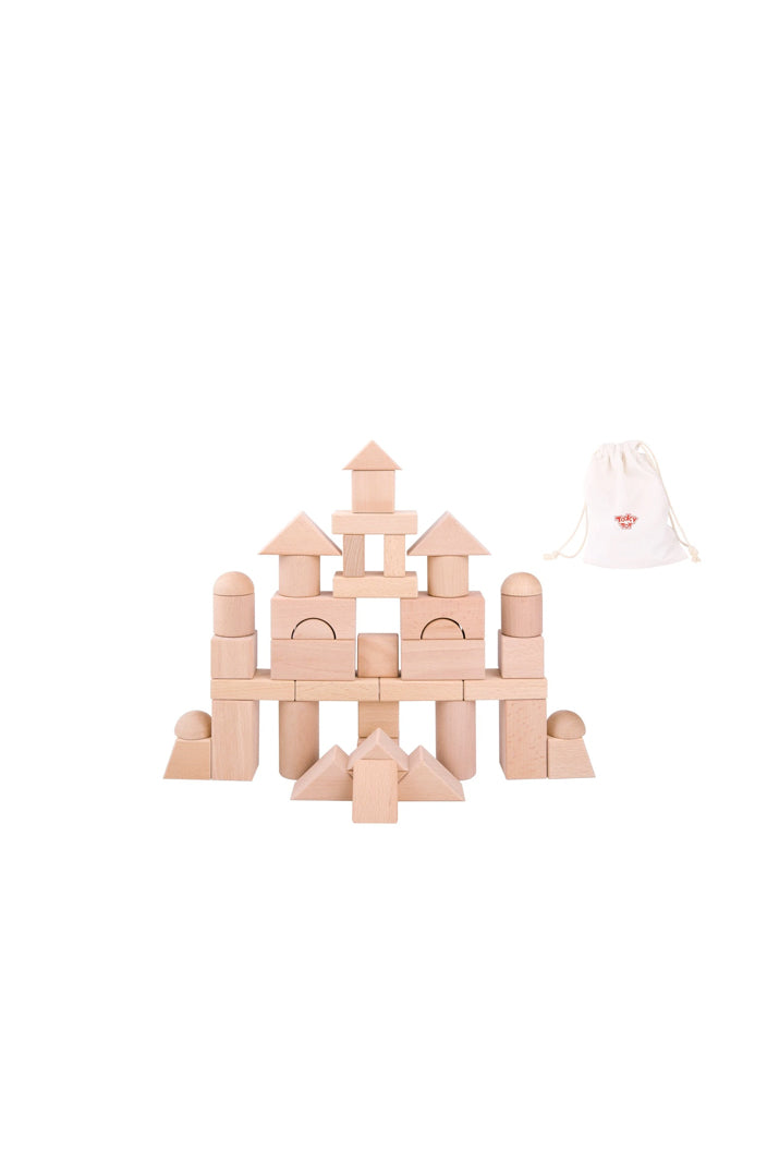 EDUCATIONAL JUMBO BLOCKS - 42 PIECES