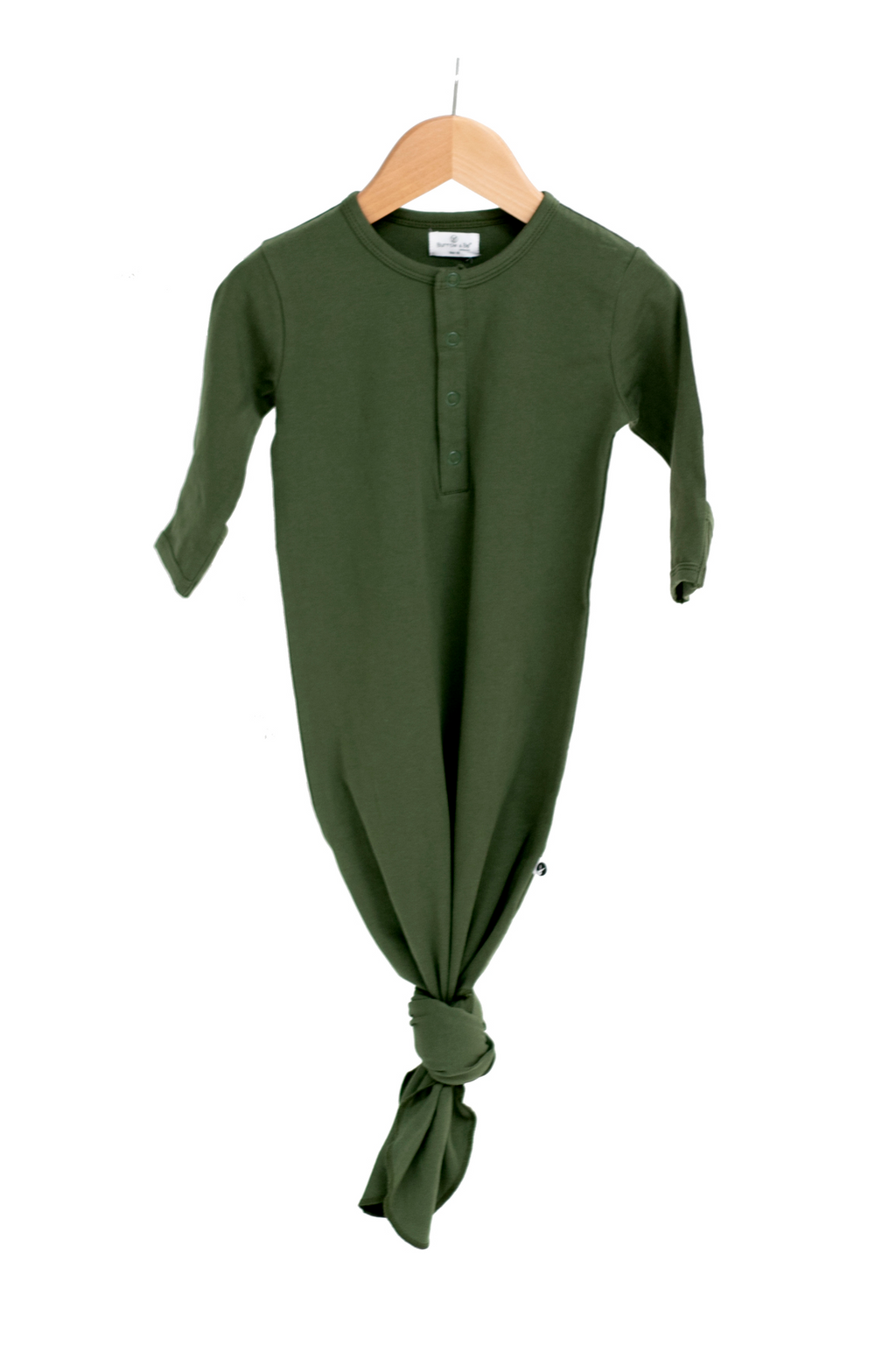 BURROW & BE - BABY SLEEP GOWN - PINE - Tempted Kensington