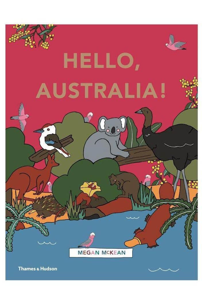 HELLO, AUSTRALIA! BY MEGAN MCKEAN - Tempted Kensington