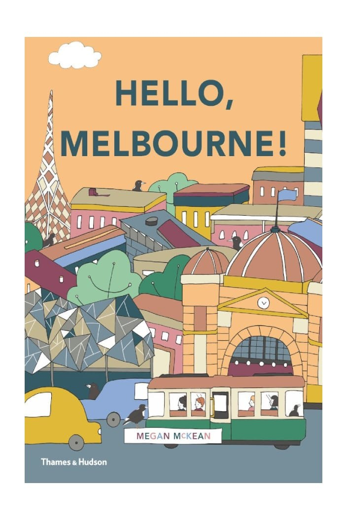 HELLO, MELBOURNE! BY MEGAN MCKEAN - Tempted Kensington