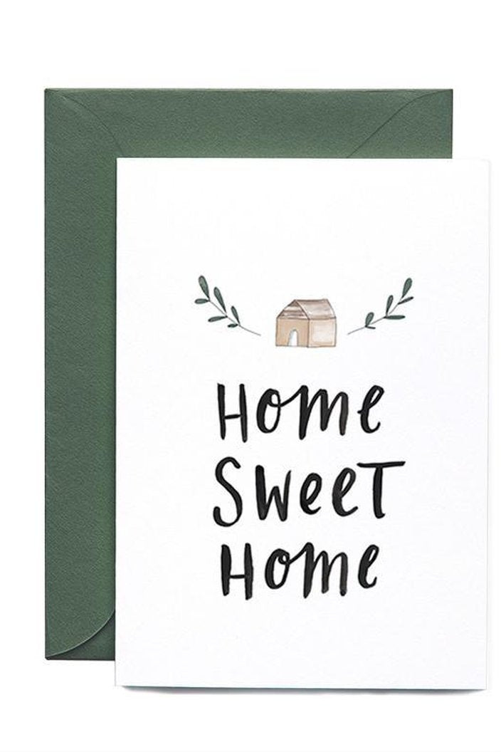 IN THE DAYLIGHT - HOME SWEET HOME - GREETING CARD - Tempted Kensington
