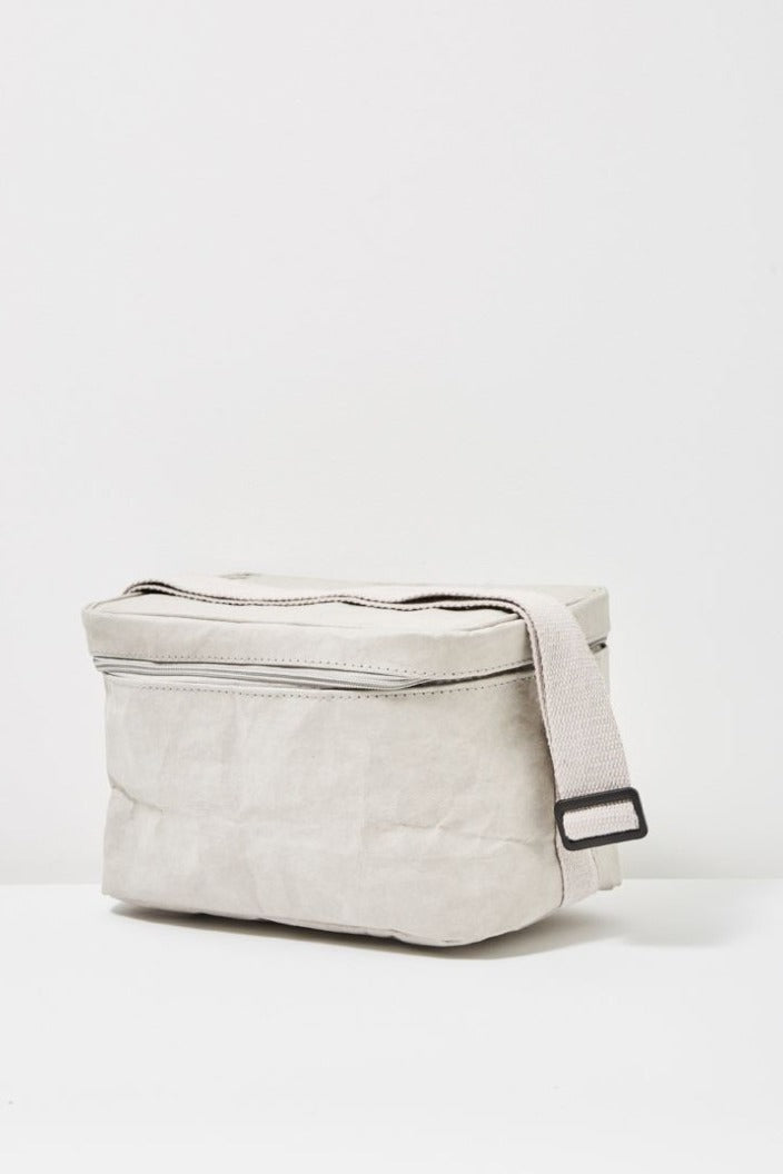 JAKOB KRAFT COOLER BAG - SM - L28XW18XH18CM - GREY - Tempted Kensington