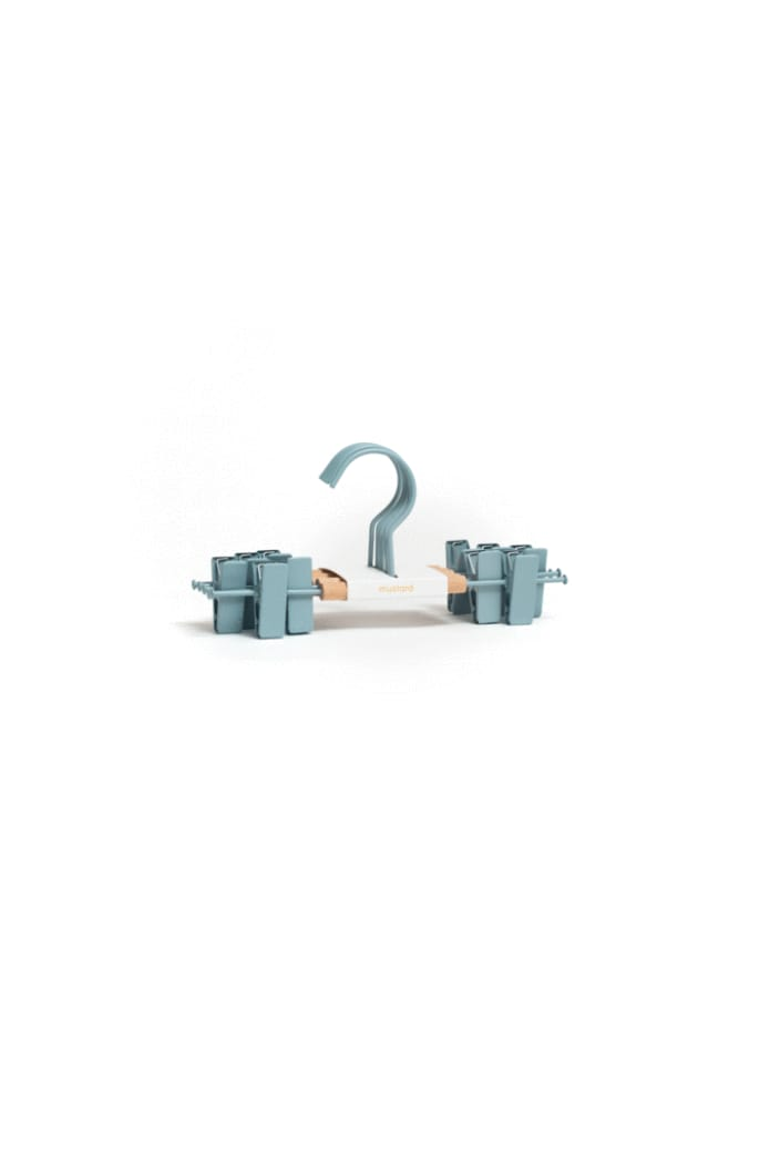 MUSTARD MADE - CLIP HANGER KIDS - PACK OF 5 - OCEAN - Tempted Kensington