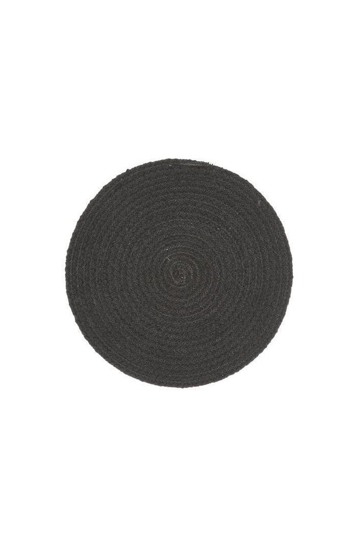 LINEN HOUSE - PLAIT PLACEMAT 38CM - MAGNET - Tempted Kensington