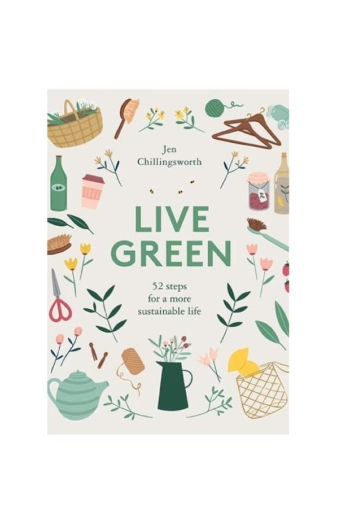LIVE GREEN BY JEN CHILLINGSWORTH - Tempted Kensington