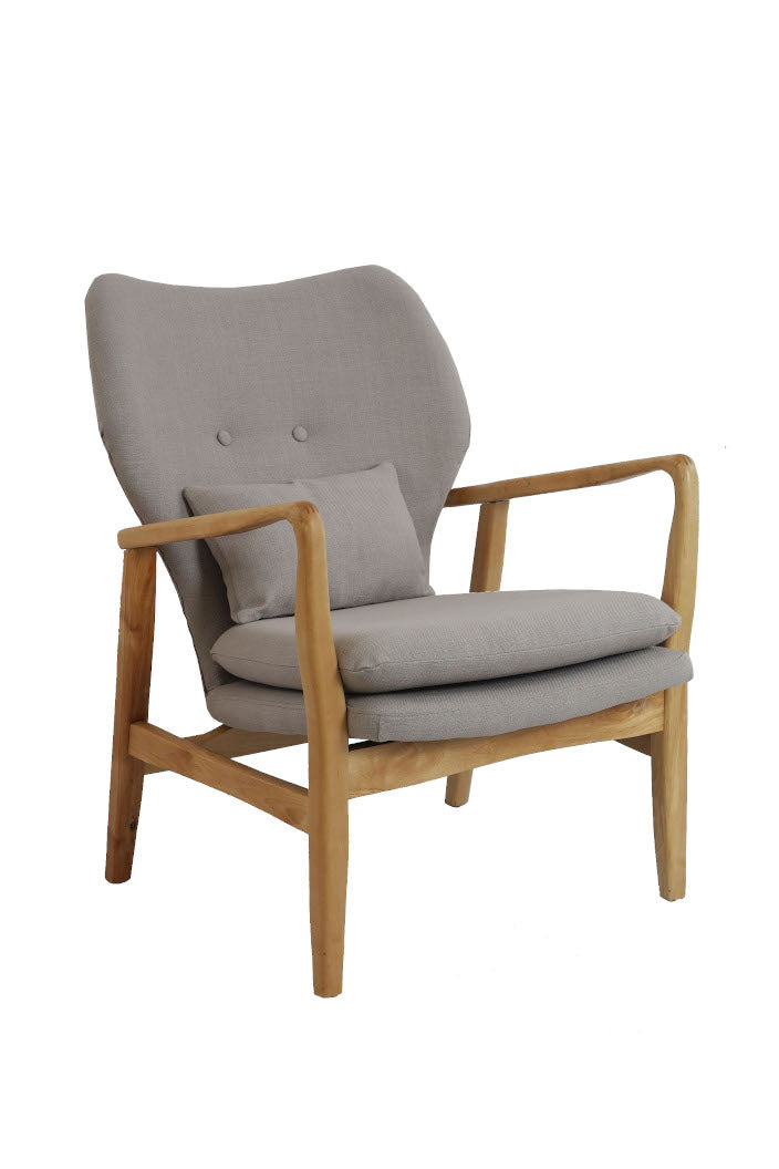 V.I - LUCCA CHAIR - BEIGE - Tempted Kensington