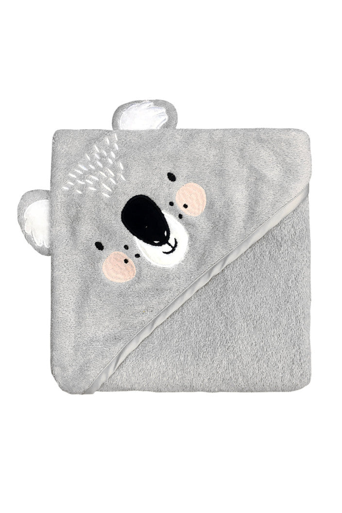 MISTER FLY - KOALA HOODED TOWEL