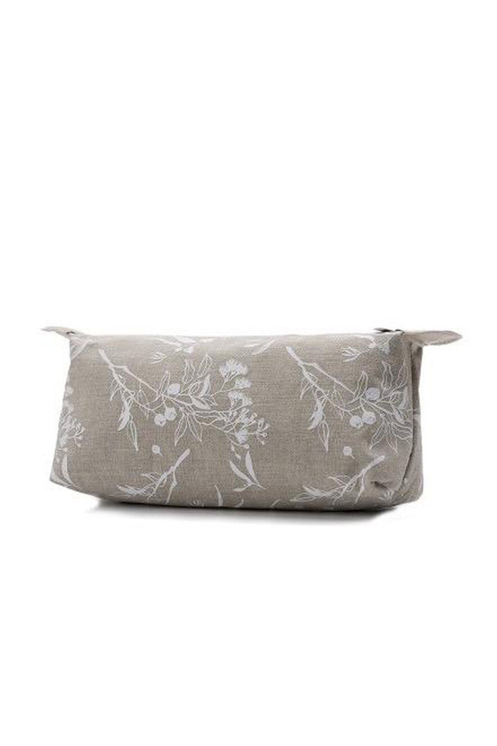 MYRTLE & MOSS - BATHROOM BAG - WHITE FLOWERING GUM - SMALL