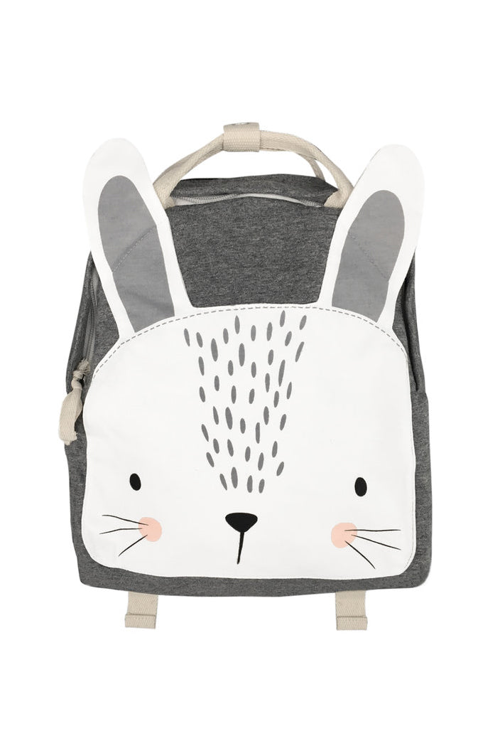 MISTER FLY - BACKPACK - BUNNY - GREY - Tempted Kensington