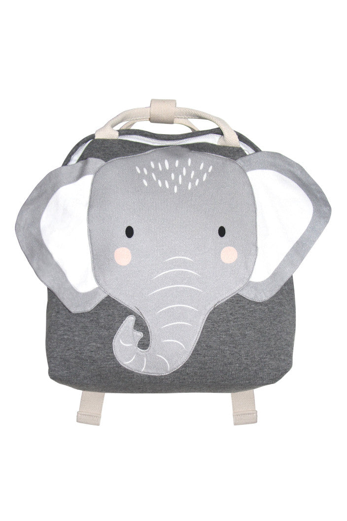 MISTER FLY - BACKPACK - ELEPHANT - GREY - Tempted Kensington