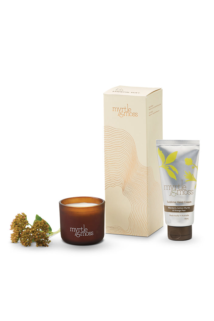 MYRTLE & MOSS - DUET GIFT SET - ESSENTIALS