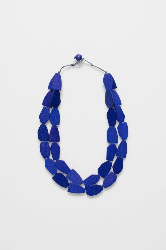 ELK THE LABEL - GRUVA 3 ROW NECKLACE