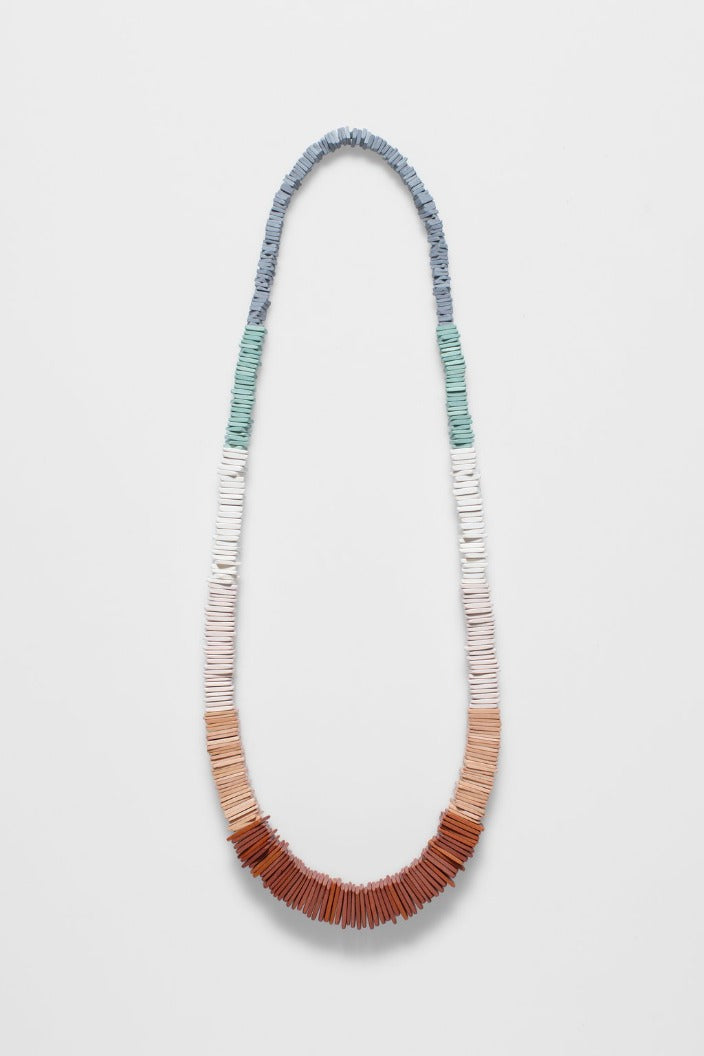 ELK THE LABEL - CAREN NECKLACE - LIGHT MULTI - Tempted Kensington