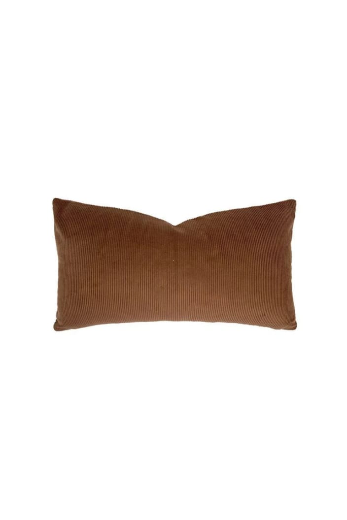 SLOANE CUSHION - 30X60CM - CAYENNE-Tempted Kensington-Tempted Kensington