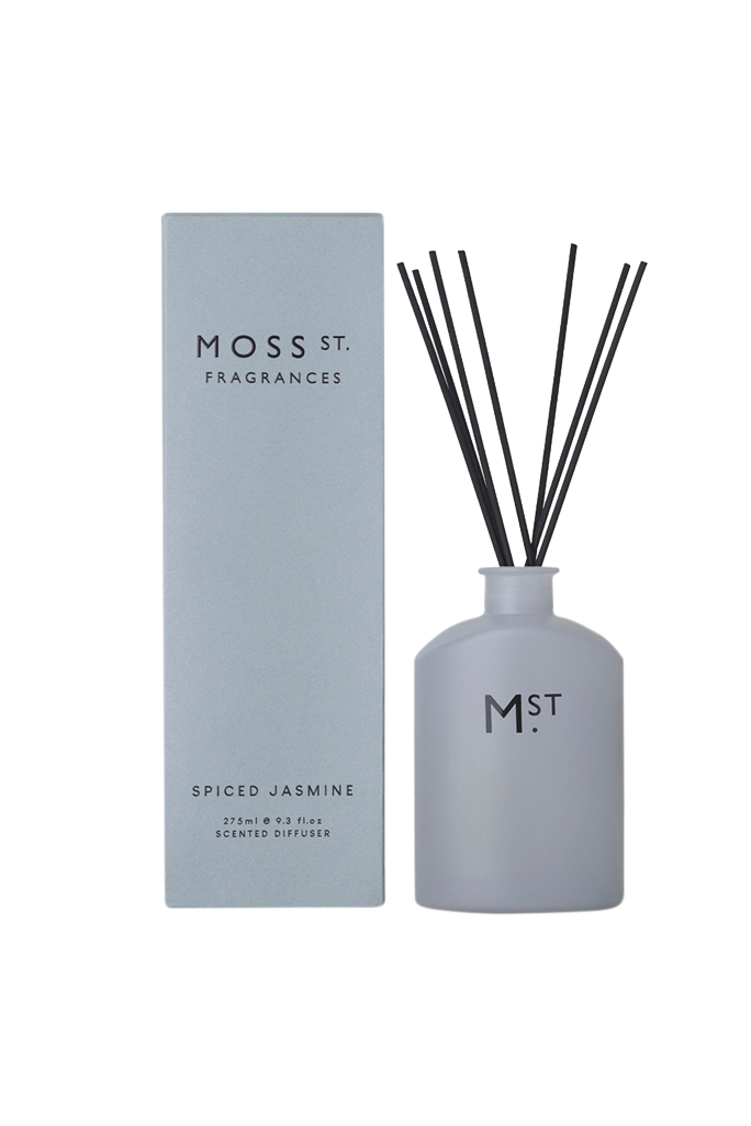 MOSS ST FRAGRANCES - DIFFUSER - SPICED JASMINE - Tempted Kensington