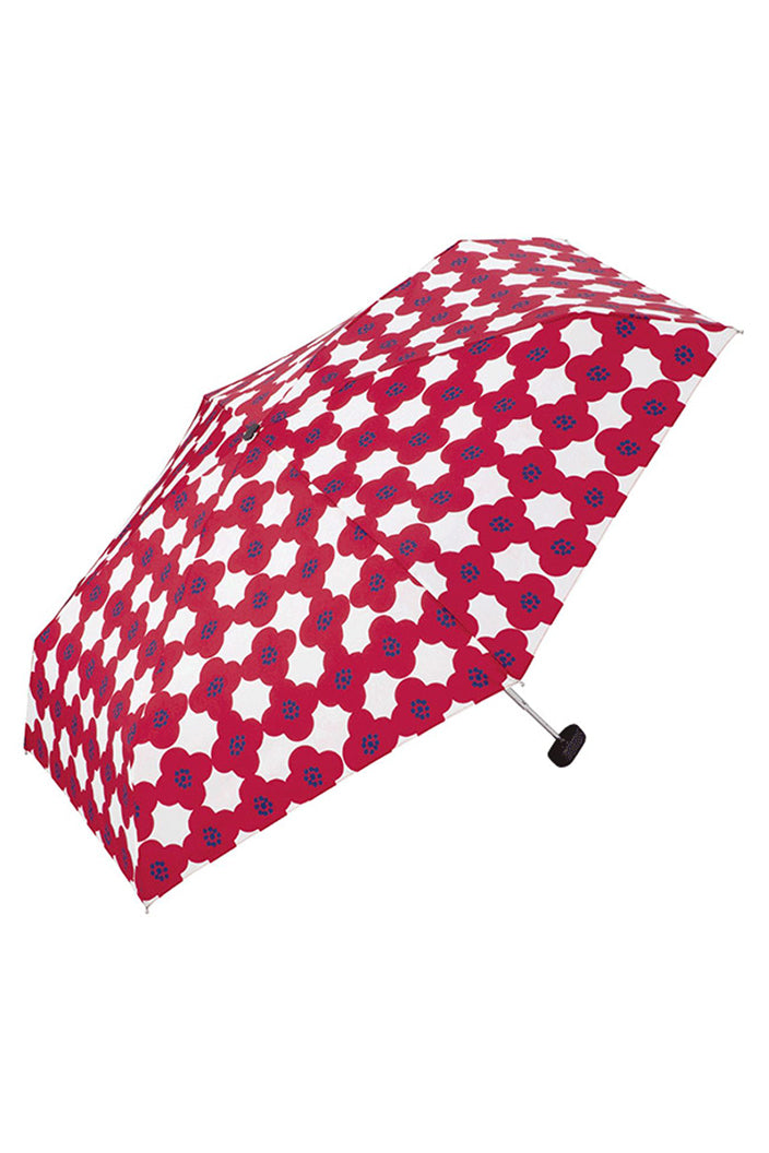WPC - UMBRELLA CAMELIA - RED - Tempted Kensington