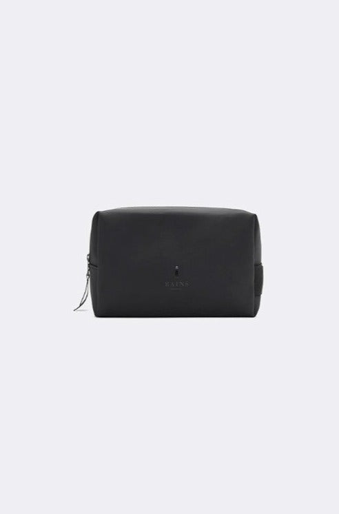 RAINS - WASH BAG - SMALL - BLACK - Tempted Kensington